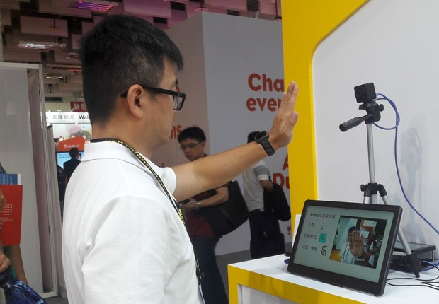 A startup Kneron trabalha com tecnologias de reconhecimento visual (Foto: Divulgação/Kneron)