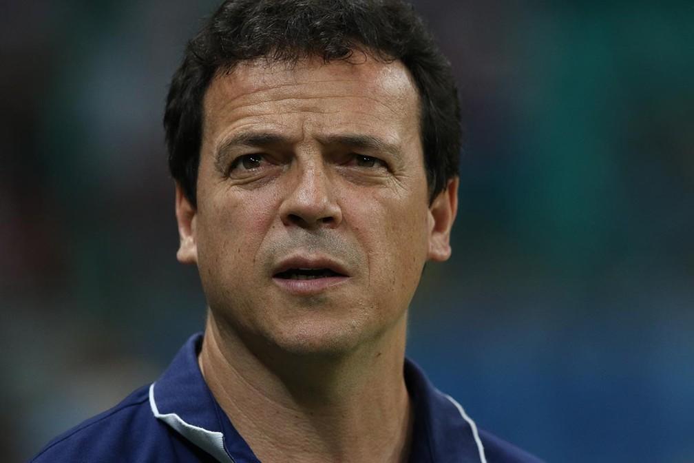 Fernando Diniz, técnico do São Paulo — Foto: Rubens Chiri / saopaulofc.net
