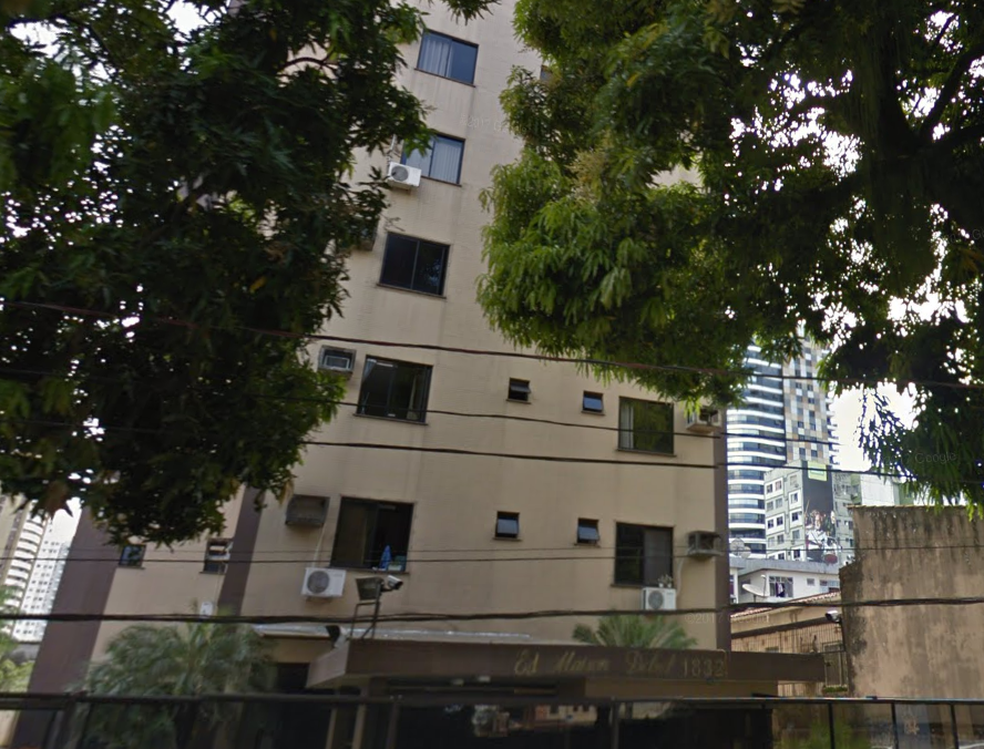 -  Prédio localizado na avenida Generalíssimo foi invadido por assaltantes  Foto: Reprodução/Tv Liberal