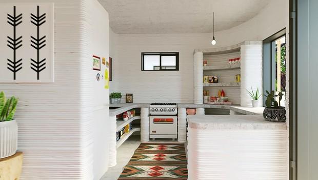 As casas podem ser personalizadas de acordo com a preferência de cada morador (Foto: Divulgação)