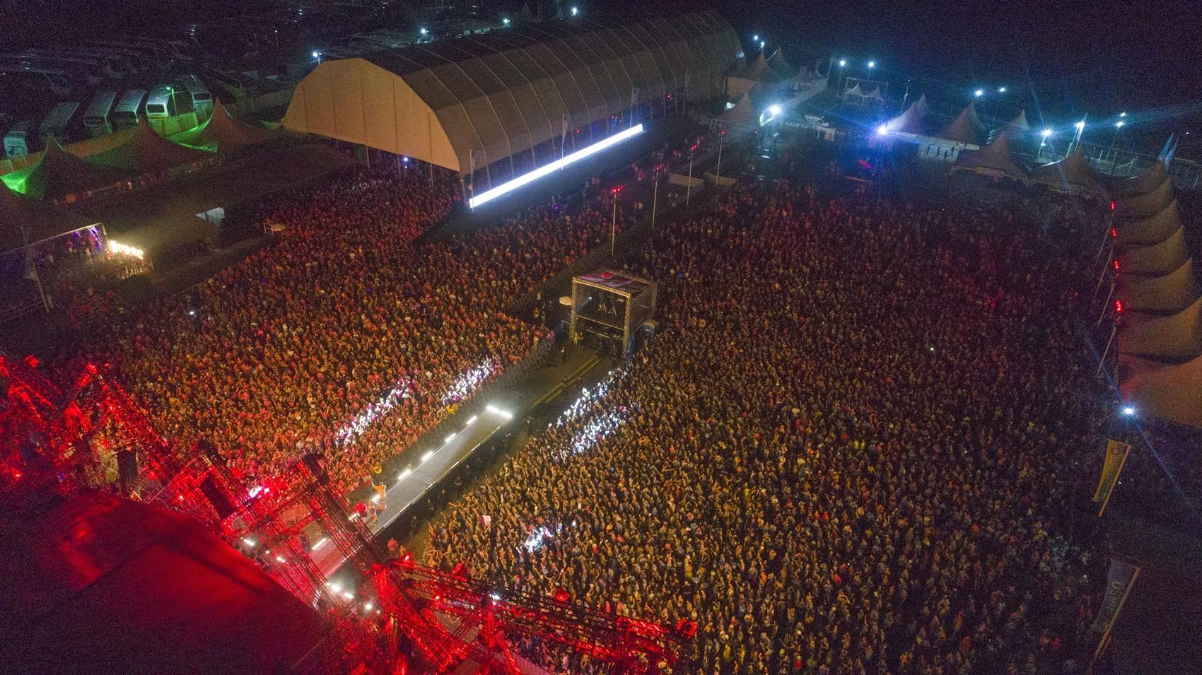 Shows encerram o carnaval nesta terça-feira no Sul de Minas