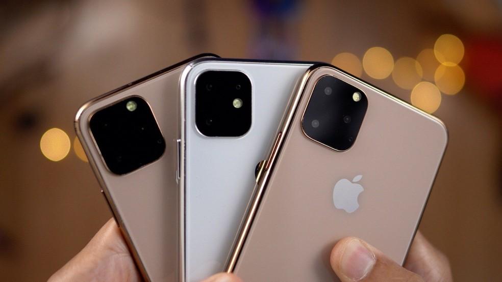 iPhone 11 deve trazer câmera tripla — Foto: Reprodução/9to5Mac
