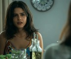 Julia Dalavia é Laila em 'Órfãos da terra' | Reprodução
