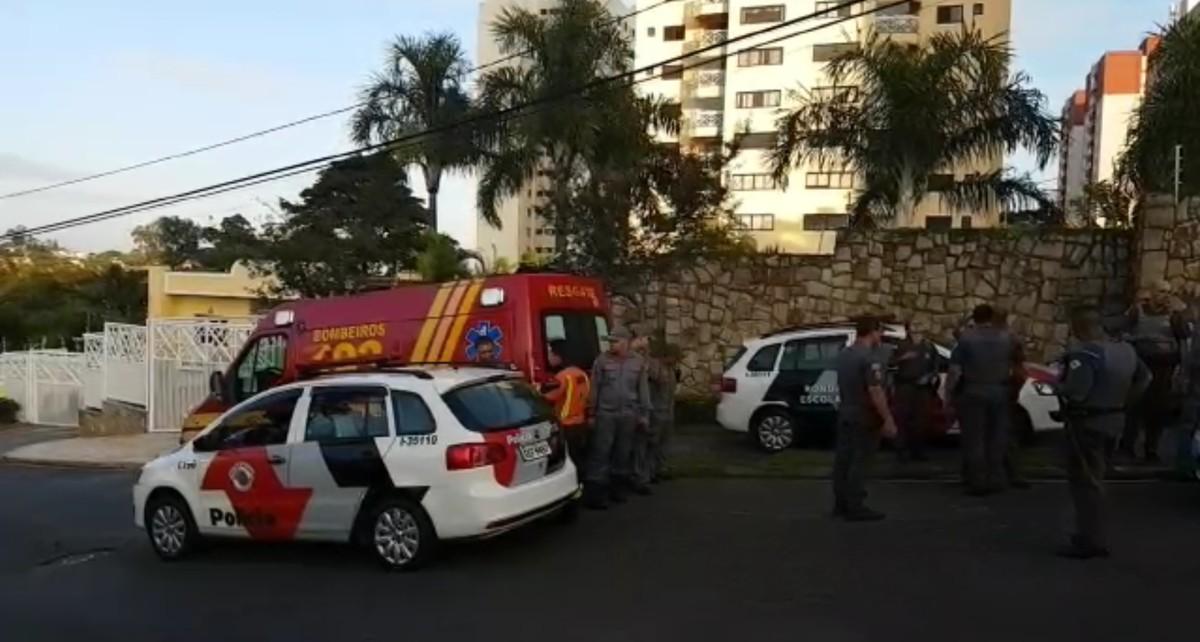 Polícia é acionada após briga de casal de noivos em apartamento de Campinas