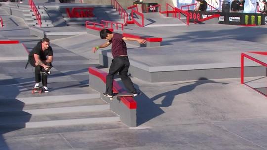 Kelvin Hoefler fica com o bronze e japonês de 19 anos vence a 4ª etapa do Circuito Mundial de skate street