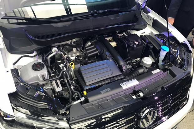 T-Cross tem opções de motores 1.0 TSI e 1.4 TSI (Foto: Michelle Ferreira/Autoesporte)