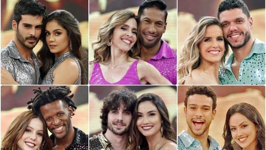Mariana Ferrão recebe elogios por sua rebolada em ensaio do 'Dança dos Famosos'