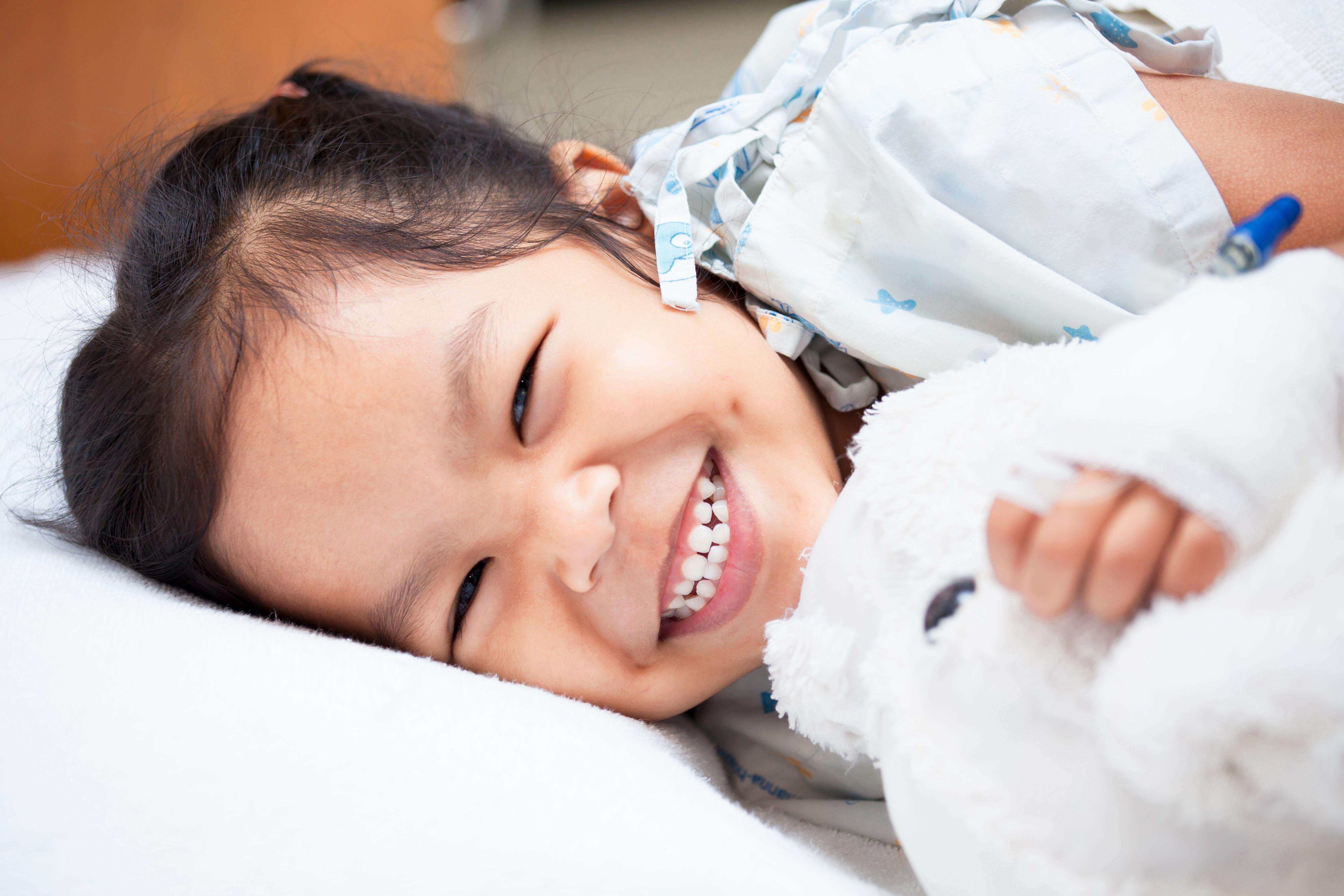 Mortalidade de crianças por câncer diminuiu em 10 anos no Brasil (Foto: Thinkstock)
