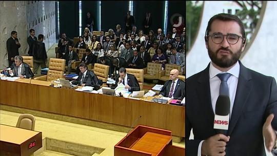 Maioria do STF vota a favor de limitar foro privilegiado de deputados e senadores