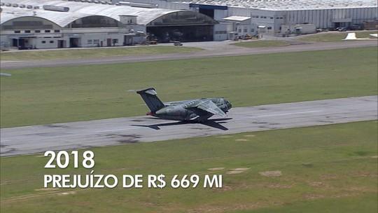 Quadro de funcionários da Embraer no Brasil diminui quase 10% em cinco anos