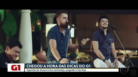 Festa Garota Vip, novos rappers e 'La La Land in Concert' estão na agenda de shows de SP