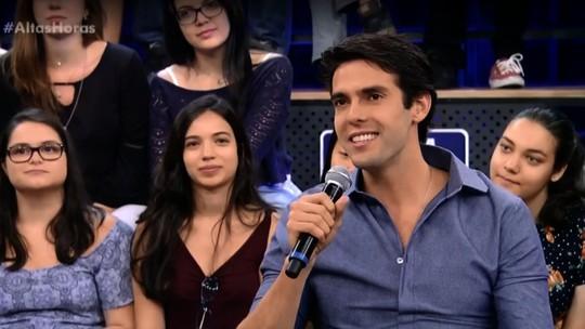 Kaká conta como conheceu a noiva, Carol Dias: 'Caiu essa sereia na minha rede'