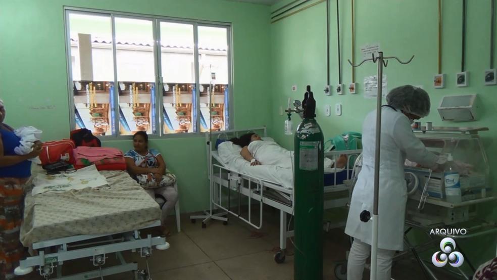 Falta de nergia elétrica em hospital de Oiapoque dificulta atendimentos (Foto: Reprodução/Rede Amazônica)