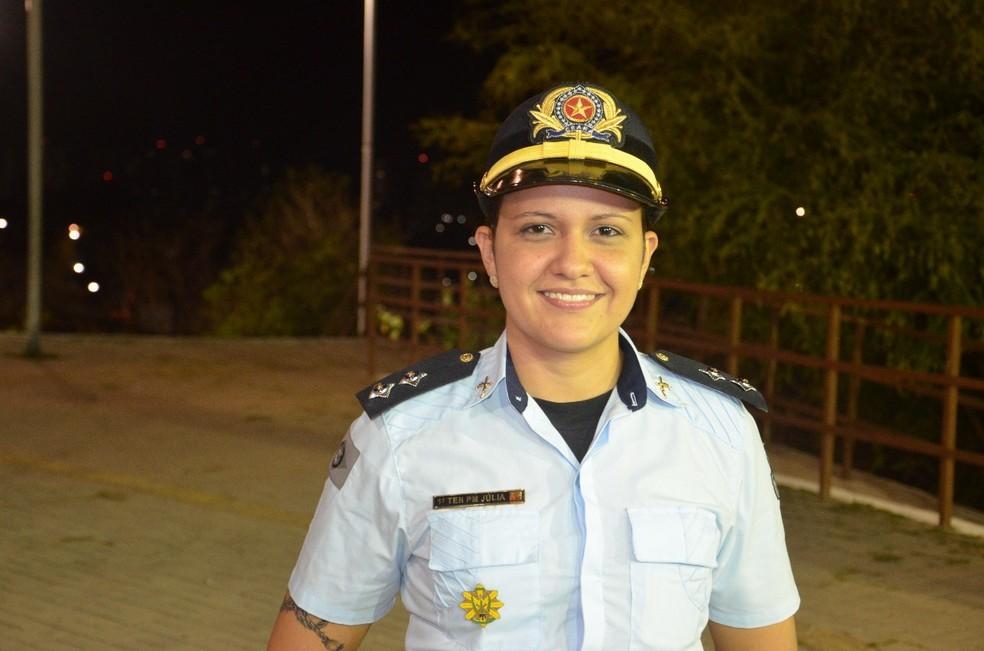 Júlia Dantas, de Fortaleza, no Ceará, é candidata do The Voice Brasil. (Foto: Arquivo pessoal)