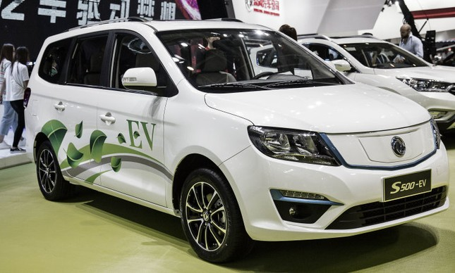 Carro elétrico da Donfeng-Renault para a China