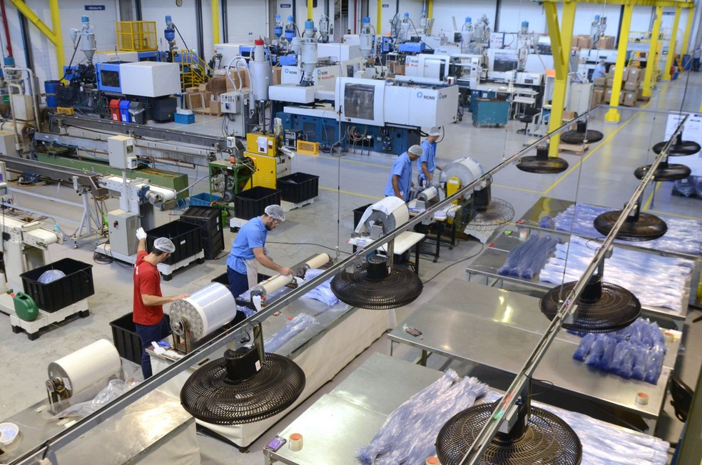 Apesar do aumento na produção, exportações de manufaturados caíram e superávit comercial veio de produtos básicos em 2018. — Foto: Jaqueline Noceti/Secom