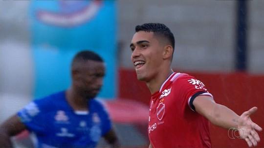 Londrina encaminha contratação do volante Denner, ex-Vila Nova e Coritiba