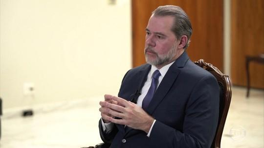 Toffoli determina novos esclarecimentos do MP sobre dados financeiros