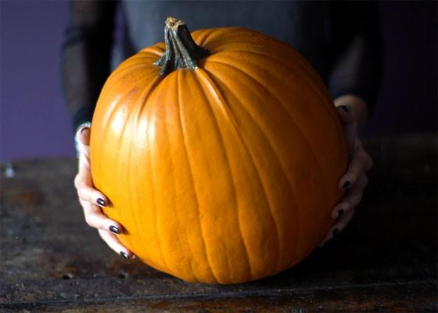 Abóbora de Halloween: como fazer a sua de dois jeitos criativos (Foto: Reprodução )