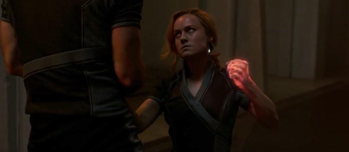 Carol Danvers descobre mais sobre seu passado em novo trailer de Capitã Marvel (Foto: Divulgação)