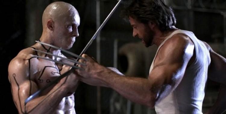 o primeiro encontro de Deadpool e Wolverine nas telas, em 2009 (Foto: Divulgação)