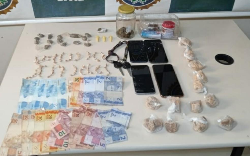 Operação em Três Rios prende envolvidos em homicídio — Foto: Divulgação/Polícia Civil