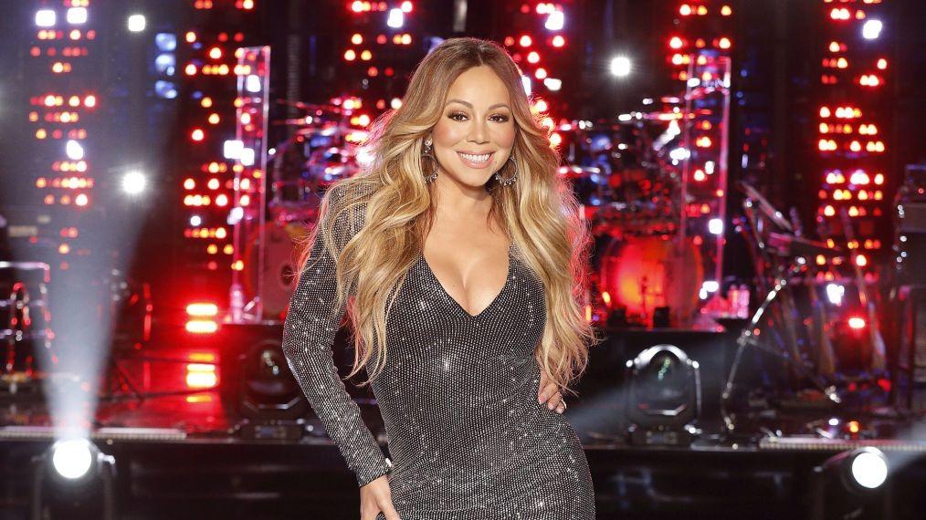 Mariah Carey (Foto: Divulgação The Voice)