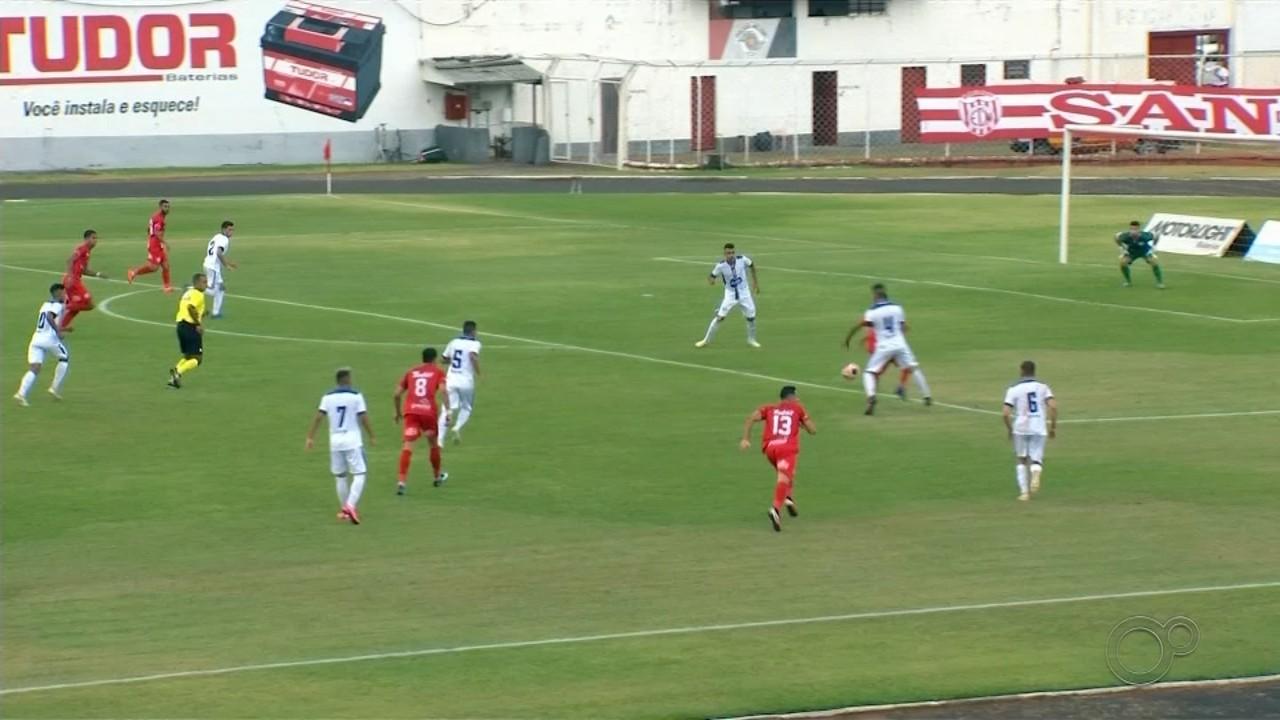Noroeste e MAC vencem na série A3; já o Linense fica no empate com o Rio Preto