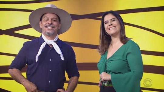 'Galpão Crioulo' grava programa em Campinas do Sul, cidade do CTG vencedor do Meu Galpão de Cara Nova