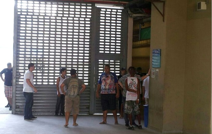Botafogo Torcedores Engenhão  (Foto: Fred Huber)