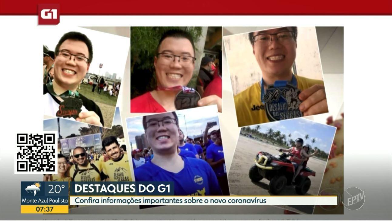 VÍDEOS: Bom Dia Cidade região de São Carlos desta segunda, 30 de março