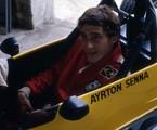 Ayrton Senna em 1982   Editora Globo