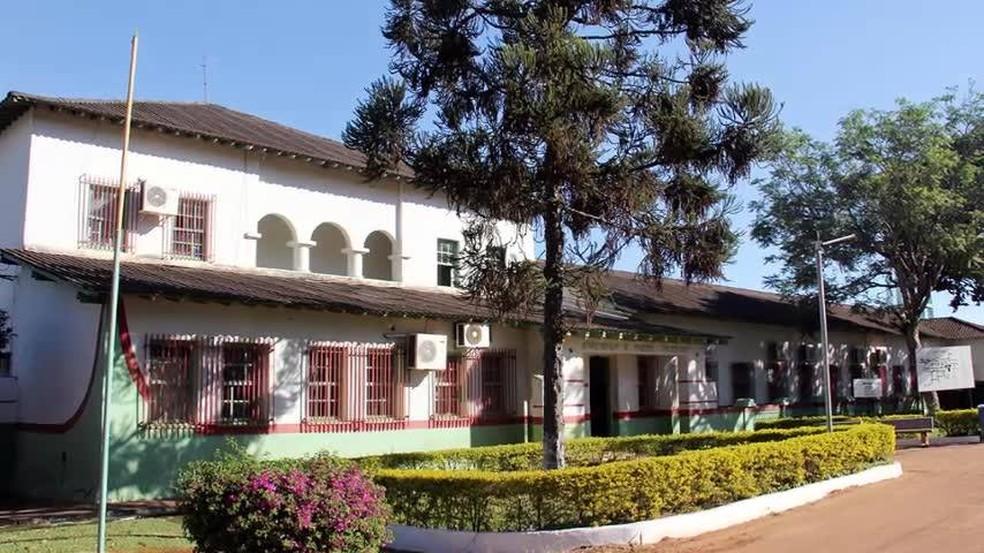 IFMT Câmpus São Vicente — Foto: IFMT