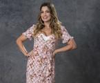 Flávia Alessandra como Rita de Cássia em 'O Sétimo Guardião' | Estevam Avellar/TV Globo