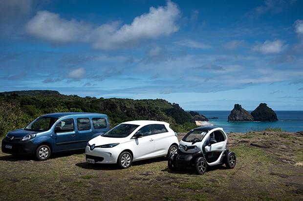 Ao todo, foram cedidos 6 modelos à Administração da ilha (Foto: Divulgação)