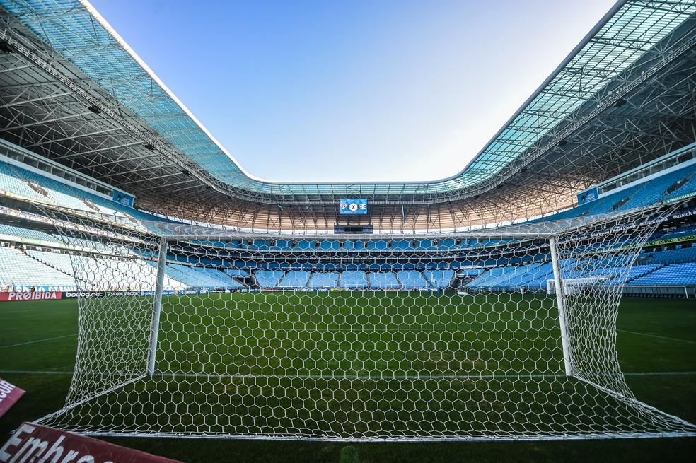 Grêmio corre para comprar administração da Arena — Foto: Vinícius Costa/BP Filmes
