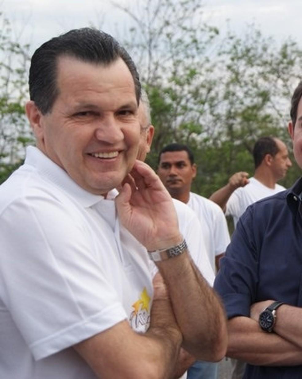 Silval Barbosa, ex-governador de Mato Grosso — Foto: Sedec-MT/Divulgação