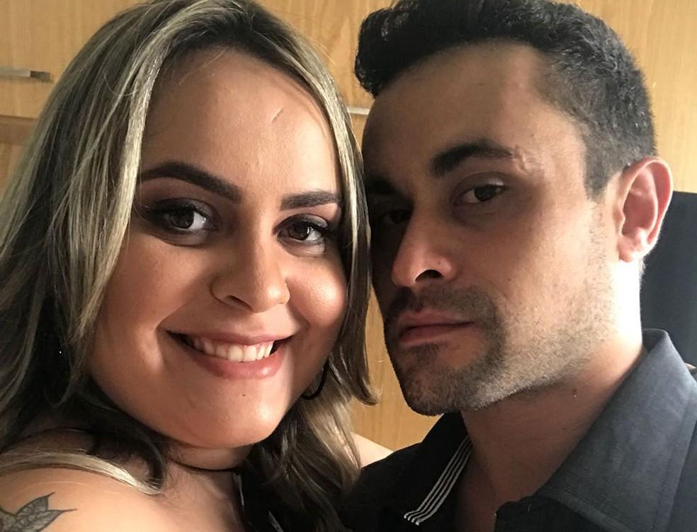 Bruna e Gilliard decidiram adiar o casamento depois das suspeitas de febre amarela em Mairiporã (Foto: Arquivo pessoal/Bruna Valle)