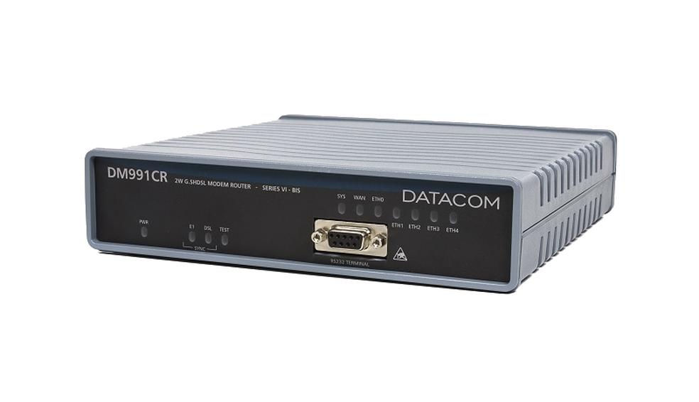 Modelo de roteador distribuído pela Oi também apresentou problemas de segurança (Foto: Divulgação/Datacom)