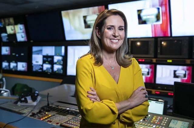 Renata Capucci (Foto: TV Globo/Raquel Cunha)