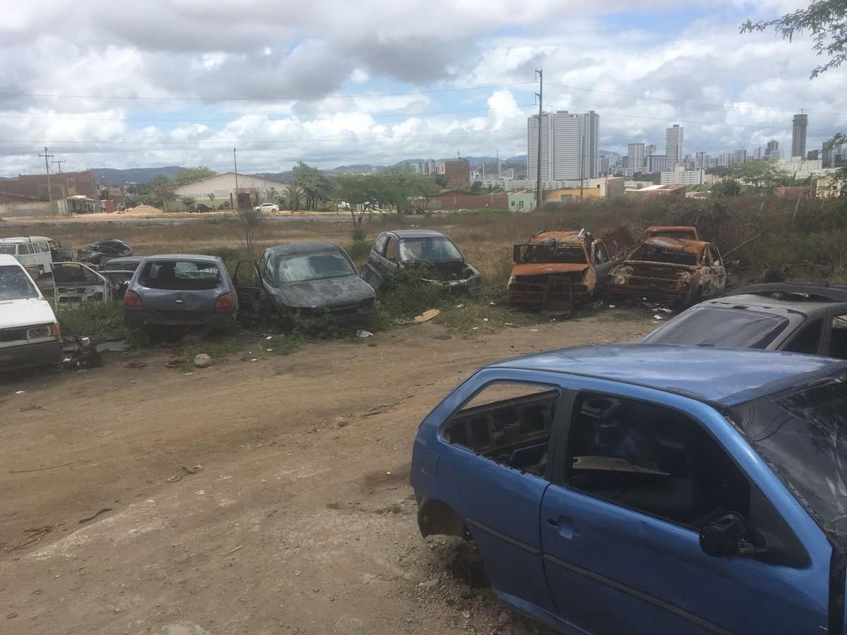 Ferros-velhos são notificados em Caruaru