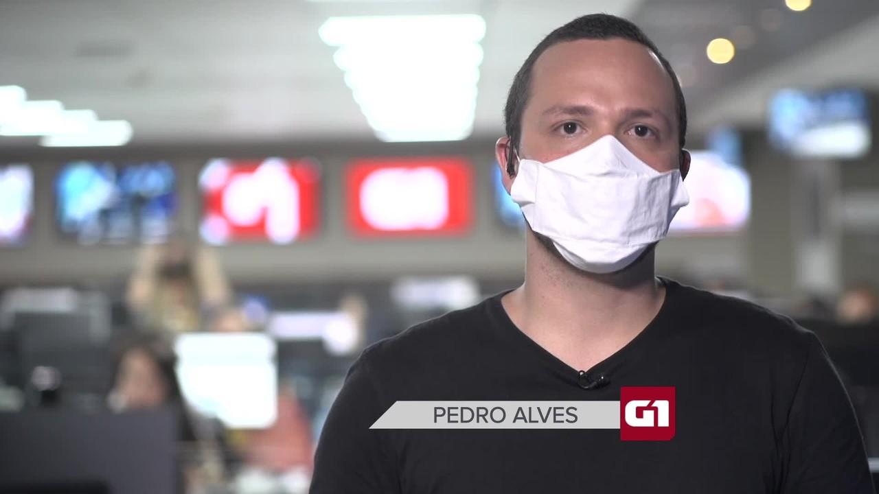 G1 em 1 Minuto: Assaltantes mantém funcionários reféns em joalheria do DF
