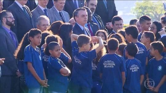 Bolsonaro reúne ministros em encontro do conselho de governo