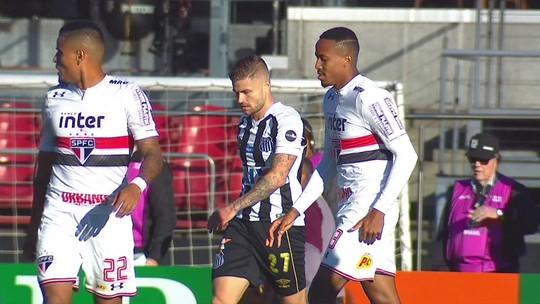 Análise: dominado de novo, Santos parece ter desaprendido a jogar fora de casa
