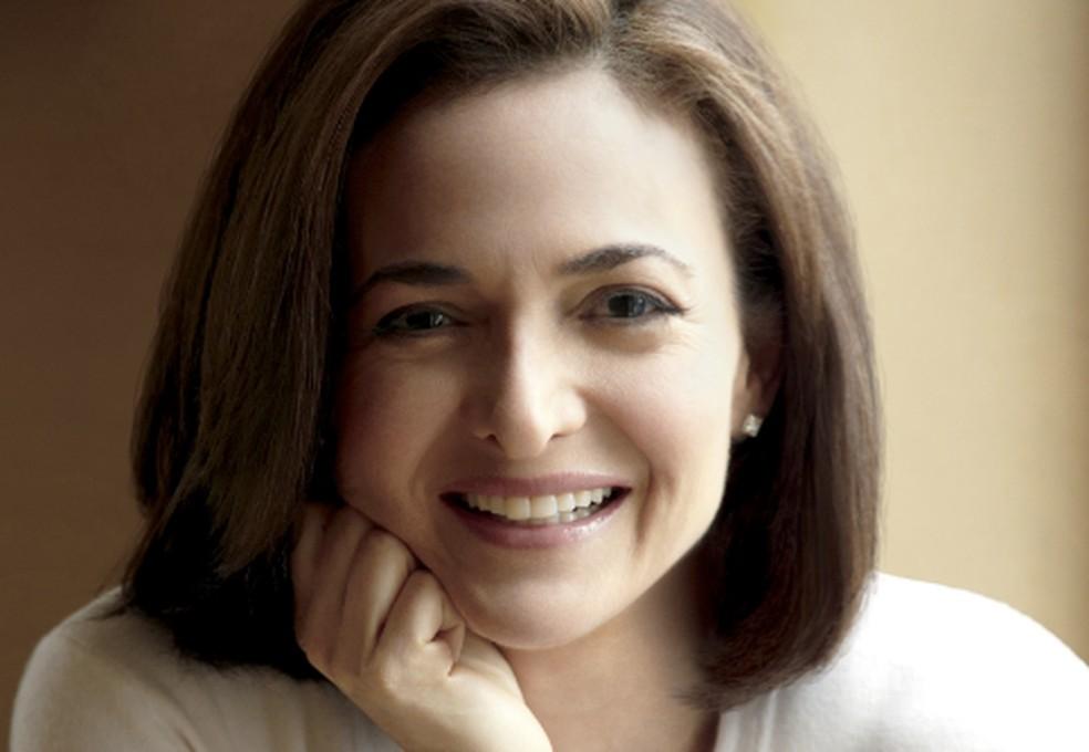 Sheryl Sandberg: diretora de operações do Facebook criou a organização Lean In para debater a equidade de gênero nas empresas — Foto: Divulgação/Acervo pessoal
