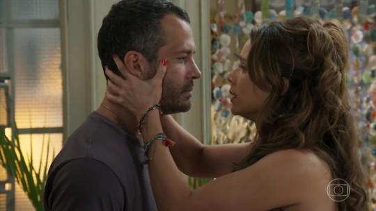 Apolo decide adiar o casamento com Tancinha