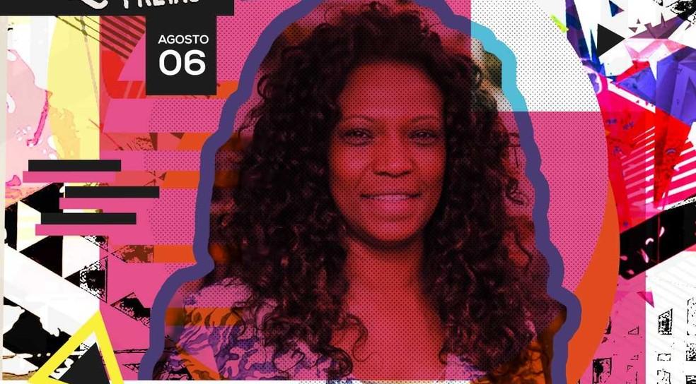 Eliane Dias participa do Encontro das Pretas e fala sobre a mulher negra no ES (Foto: Divulgação)