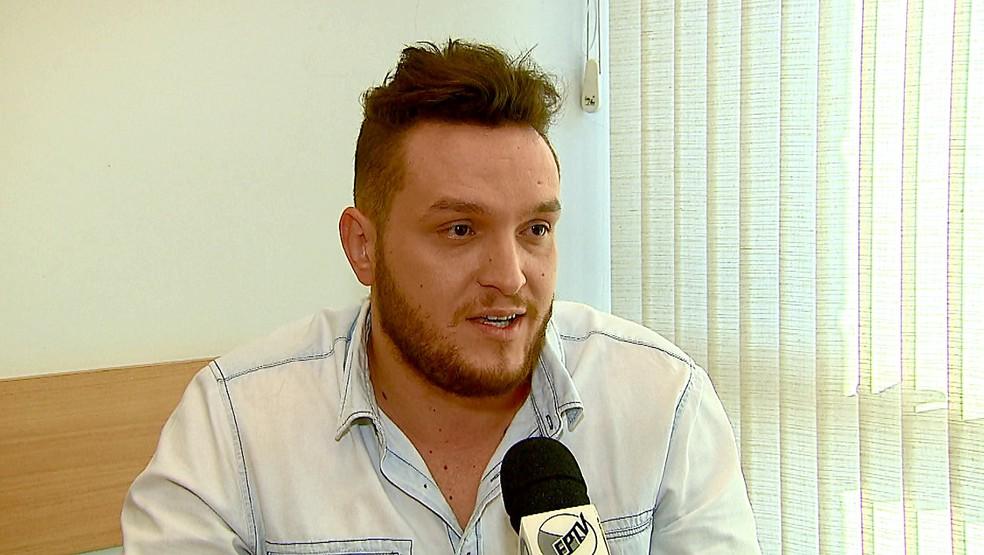 Edivaldo Rossetto disse estar arrependido (Foto: Ely Venâncio/EPTV)