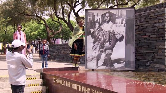 No centenário de Mandela, Globo Repórter mostra as cores e os ritmos de Joanesburgo