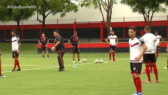 Atlético-GO visita o CRB em busca da segunda vitória consecutiva